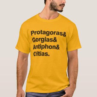Camiseta de los sofistas