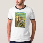 Camiseta de los TEBEOS de ROY ROGERS Playera