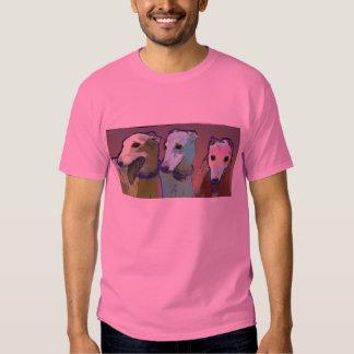 """Camiseta de los """"turistas"""" remera"""
