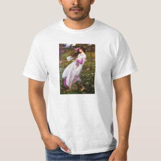 Camiseta de los Windflowers del Waterhouse Playera
