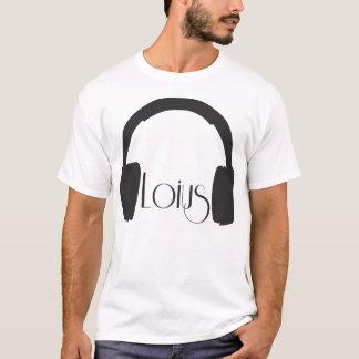 Camiseta de Louis Armstrong