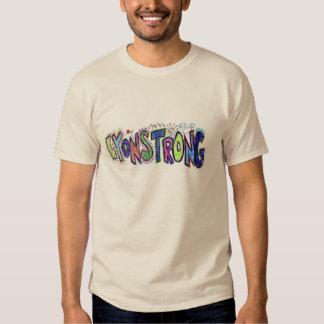 Camiseta de Lyonstrong Playeras