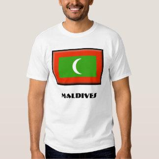 Camiseta de Maldivas Camisas