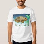 Camiseta de Managuense del Cichlid de Jaguar Camisas