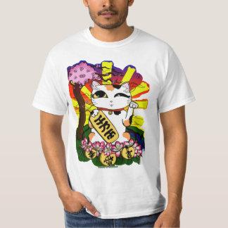 Camiseta de Maneki Neko