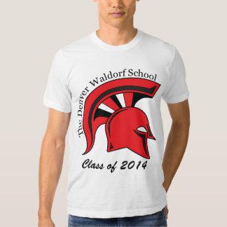 Camiseta de manga corta de American Apparel Remera