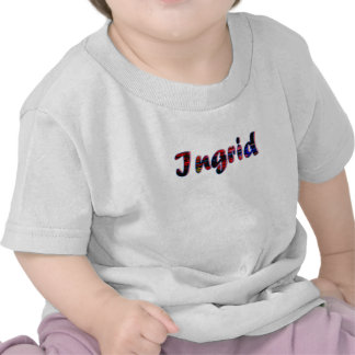 Camiseta de manga corta de Ingrid