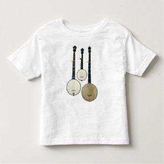 Camiseta de manga corta de la luz del niño de 3 poleras