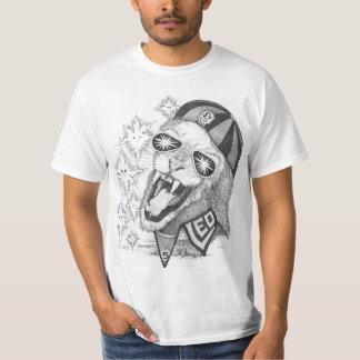 Camiseta de manga corta de Leo Remeras