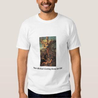 Camiseta de manga corta de San Miguel Poleras