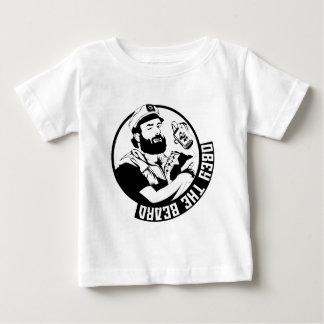 Camiseta de manga corta infantil playeras