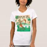 Camiseta de manga corta ligera de las señoras de l