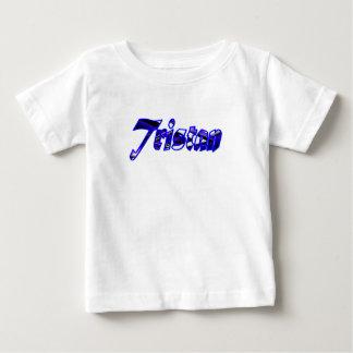 Camiseta de manga corta para Tristan Playera
