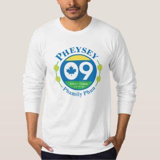 Camiseta de manga larga de Phamily Phun de los Polera