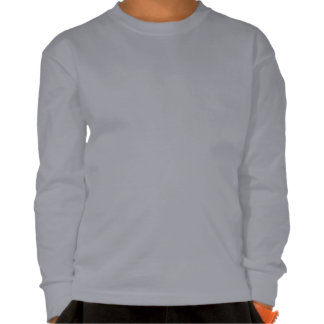 Camiseta de manga larga del desgaste del alcohol polera