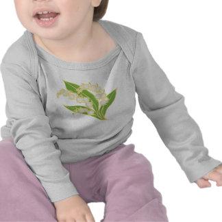 Camiseta de manga larga infantil: Lirio de los val