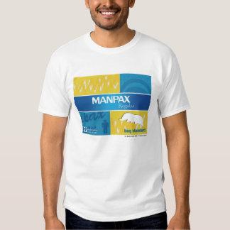 Camiseta de Manpax (asiduo de Manpax) Playera