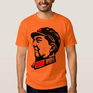 Camiseta de Mao del presidente Polera