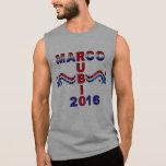 Camiseta de Marco Rubio sin mangas por días calien