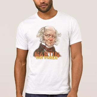 Camiseta de Martin Van Buren Poleras