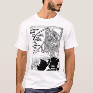 Camiseta de Meams del capitalismo