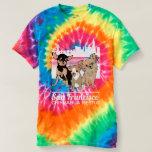 Camiseta de Meetup TieDye de la chihuahua de SF