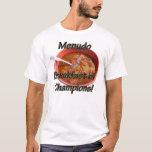 ¡Camiseta de Men - desayuno de Menudo de Playera