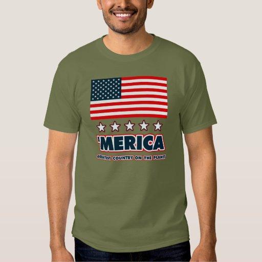 'Camiseta de Merica Remera