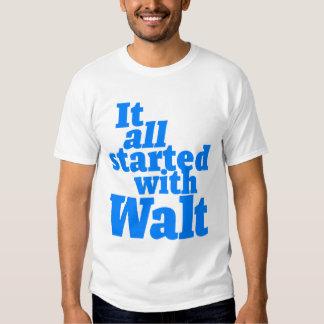 Camiseta de MiceAge Walt Playeras