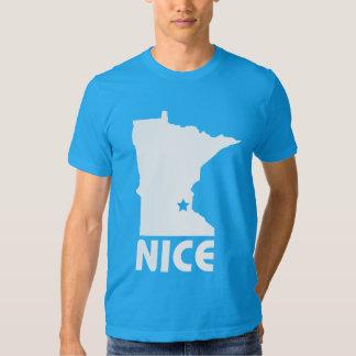 Camiseta de Minnesota Niza Camisas