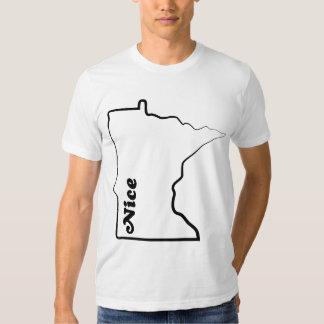 Camiseta de Minnesota Niza Poleras