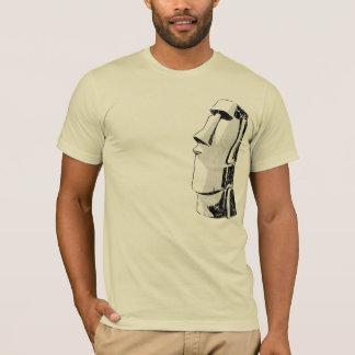 Camiseta de Moai Tiki