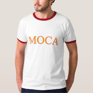 Camiseta de Moca