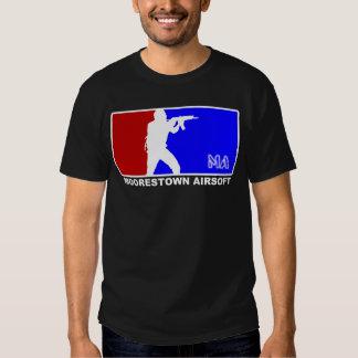 Camiseta de Moorestown Airsoft Playeras