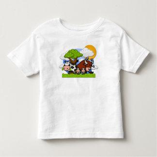 Camiseta de Mootiful Todder Polera