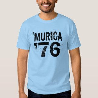 Camiseta de Murica 76 Remeras