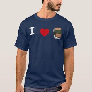 Camiseta de Musubi del *heart* I (oscura)