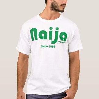 Camiseta de Naija desde 1960