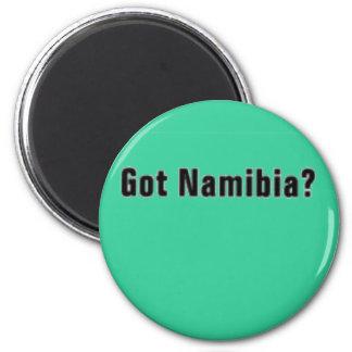 """Camiseta de Namibia """"África"""" y etc Imán Redondo 5 Cm"""