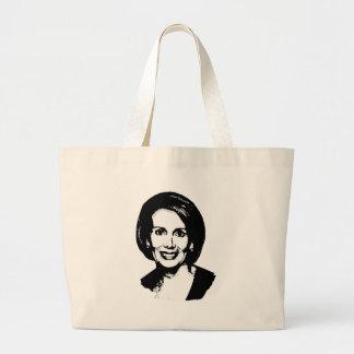 Camiseta de Nancy Pelosi Bolsa De Mano