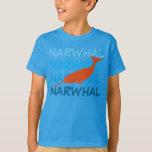 Camiseta de Narwhal