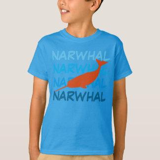 Camiseta de Narwhal Poleras