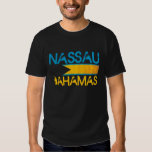 Camiseta de Nassau Bahamas Playeras