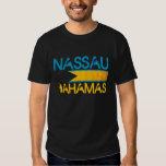 Camiseta de Nassau Bahamas Remera