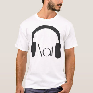 Camiseta de Nat King Cole