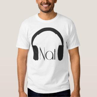 Camiseta de Nat King Cole Playeras