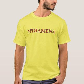 Camiseta de N'Djamena