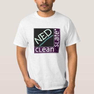 camiseta de NED de la tábula rasa