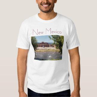 Camiseta de New México del papá Playeras