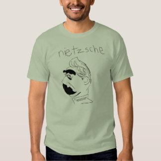 Camiseta de Nietzsche Polera